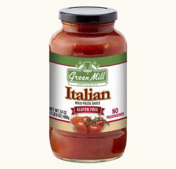 Green Mill Foods Italian Bold Pasta Sauce