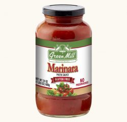 Green Mill Foods Marinara Pasta Sauce
