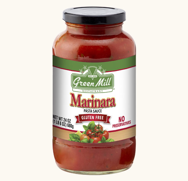 Buy Our Marinara Pasta Sauce Online Green Mill Foods
