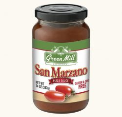 Green Mill Foods San Marzano Pizza Sauce