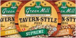 Tavern Style Pizzas - Frozen Pub Pizzas