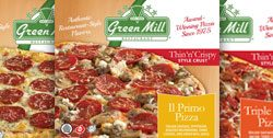 Authentic Bake-at-Home Frozen Pizzas